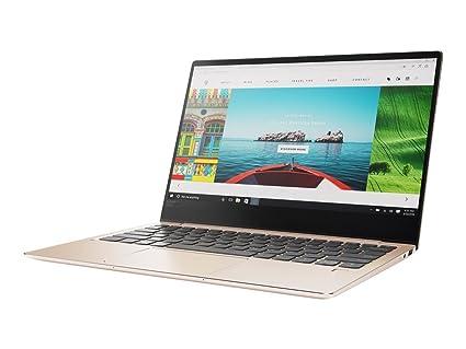 Lenovo IdeaPad 720s-4 13ikb 81bv0056ge Ordenador Portatil Oro i7 – 8550u SSD FHD Windows