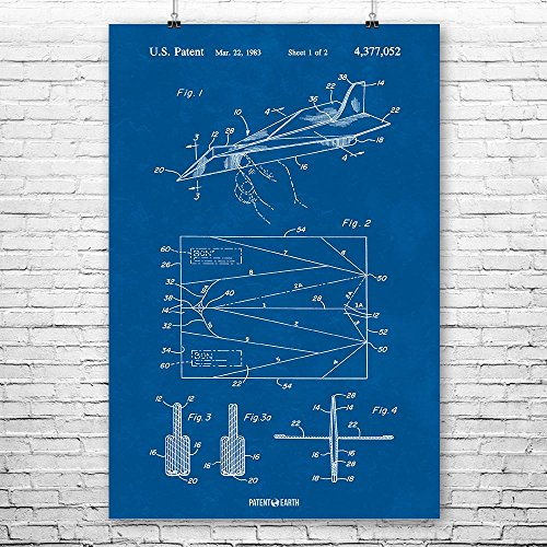 vintage airplane blueprint - 5