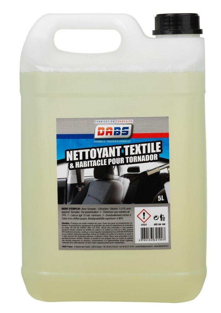 DABS DA190 Nettoyant Textile Tornador DABS France