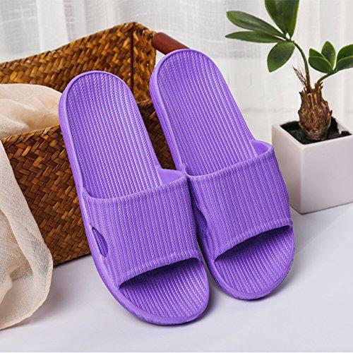 Femmes Pour Et De Shoe Bleu Ciel Bain Pantoufles Hommes Antidérapantes Qsy x87HqXw