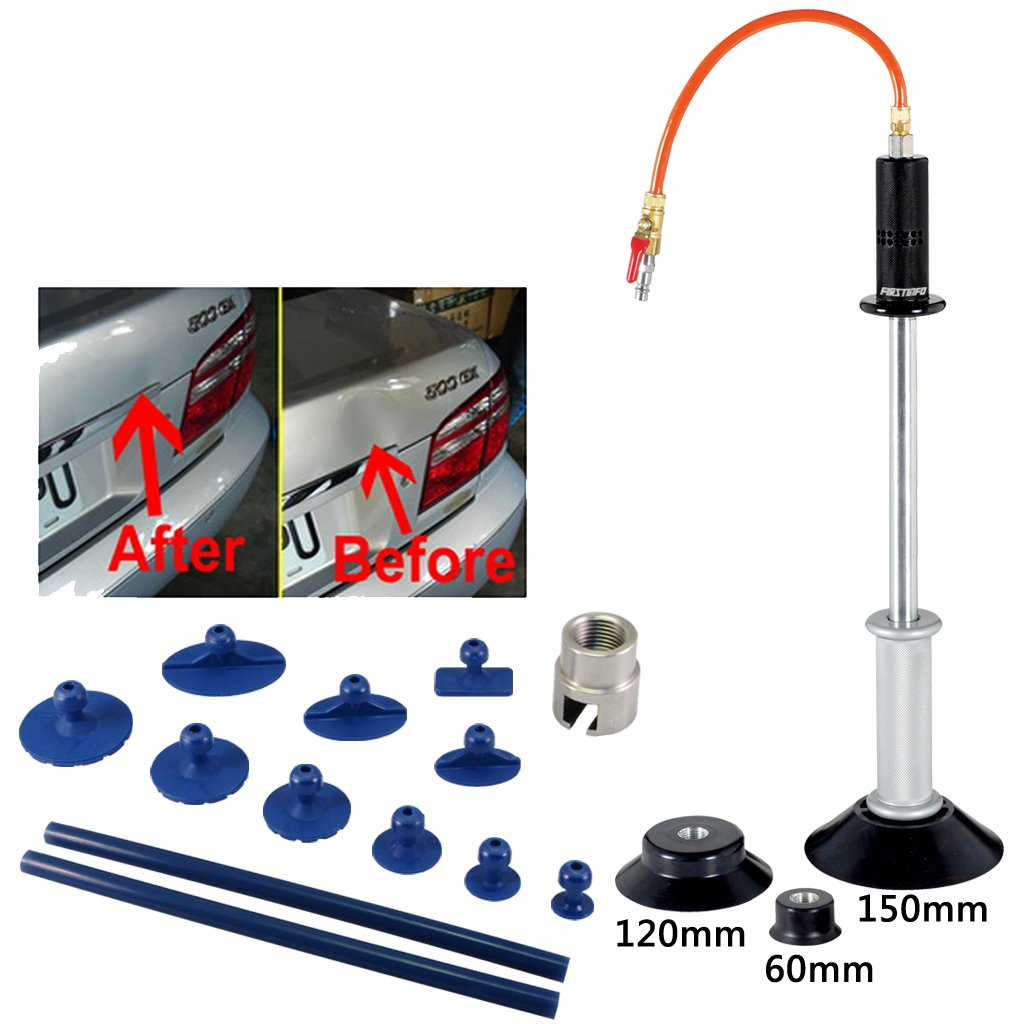 FIT TOOLS Air Suction Dent Puller Remover with 10 pcs Glue Tabs FIRSTINFO TOOLS Co. Ltd. A1501USY1