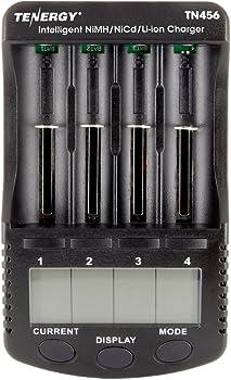 Tenergy TN456 Intelligent Universal Digital Battery Charger