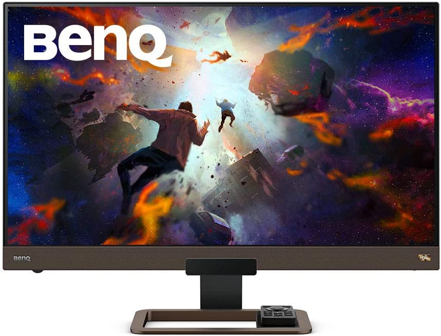 Amazon.com: BenQ EW3280U 32 inch 4K Monitor | IPS | Multi Media with HDMI  connectivity HDR Eye-Care Integrated Speakers and Custom Audio Modes:  Computers & Accessories