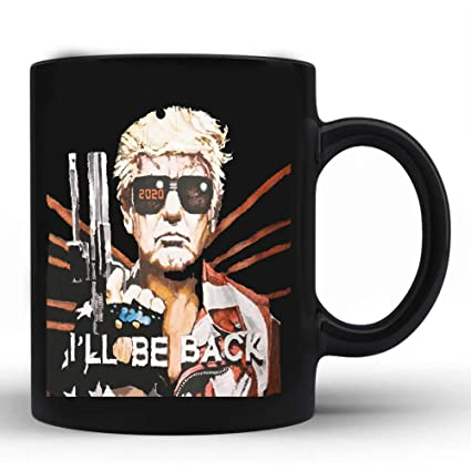 Best Gifts Of 2020 Amazon.com: I will be back 2020   Trump Mug 2020   Best Gifts