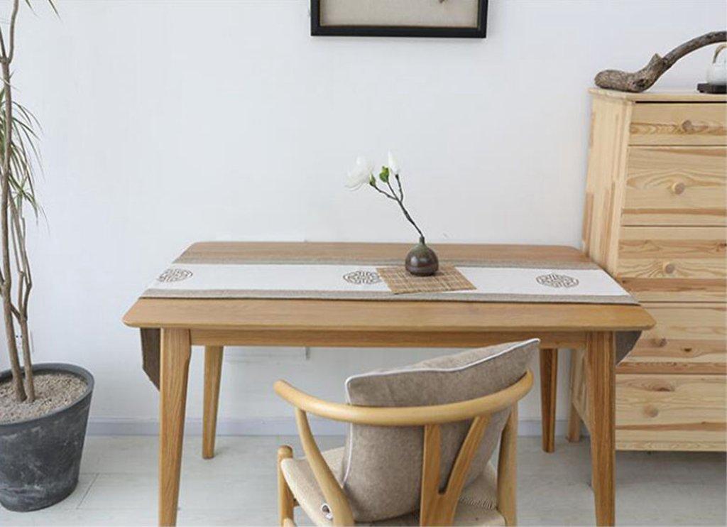 Kaxima Tavolo, tavolino, telo di copertura, bandiera da tavolo, stoffa, decorazione 40  240cm