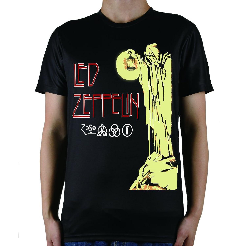Valorie Cohen Led Zeppelin T Shirt Swan Song Vintage Union Jack T-Shirt
