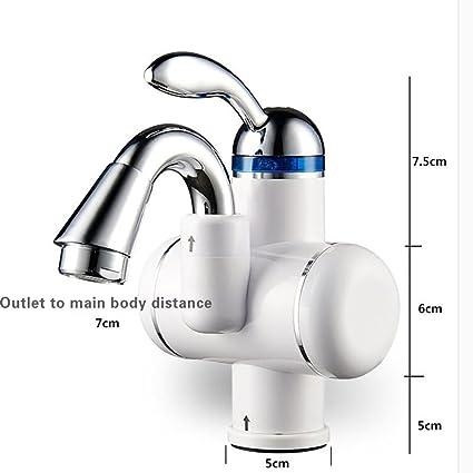 HHYS JDS-5D Plug Instantánea Sin Tanque Calentador Eléctrico De Agua Caliente Cocina De Calentamiento