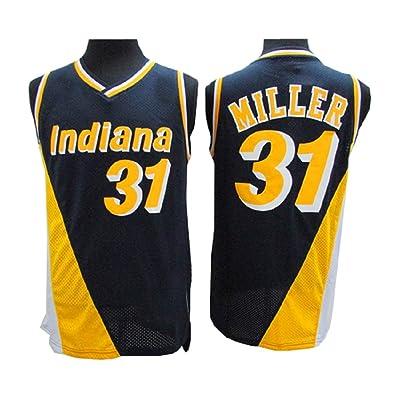 Lunda Youth Reggie Jerseys Indiana 31 Boy's Jersey Kid's Miller Jerseys