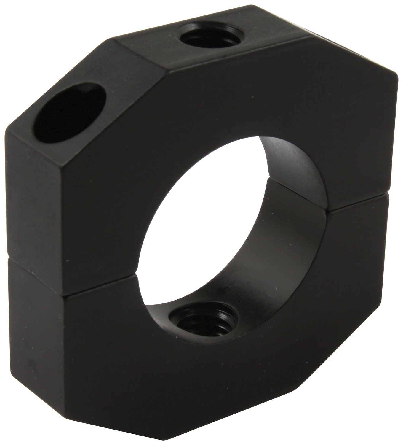 Allstar ALL14187-20 Black Anodized Aluminum Ballast Bracket for 1.75'' Round Tubing - 20 Piece