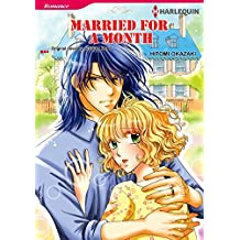 Married for A Month: Harlequin comics