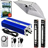 Yield Lab Pro Series HPS+MH 600W XL Hood Double Ended Complete Grow Light Kit Review