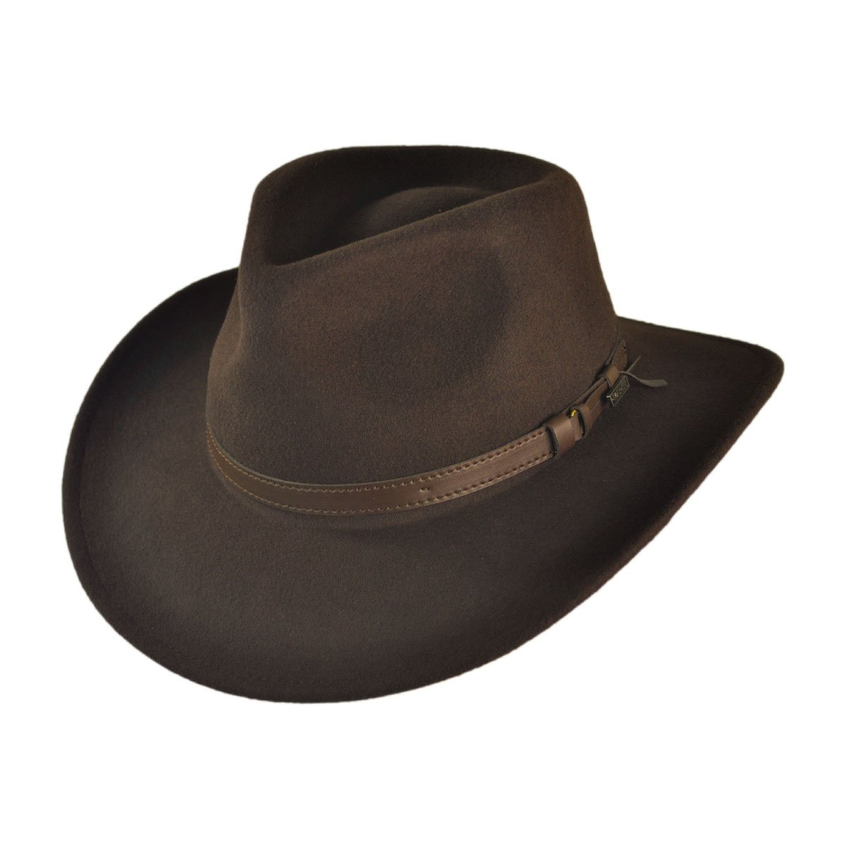 Jaxon Outback Crushable (Medium, Brown)