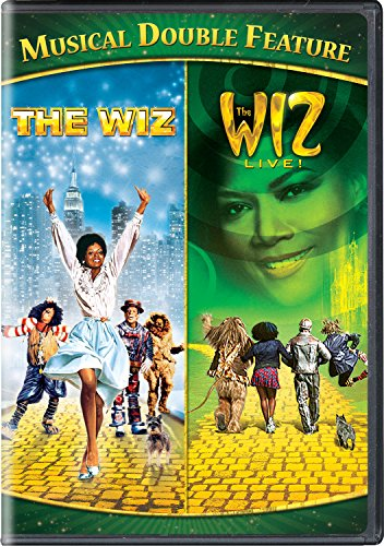 The Wiz/The Wiz Live! Musical Double Feature