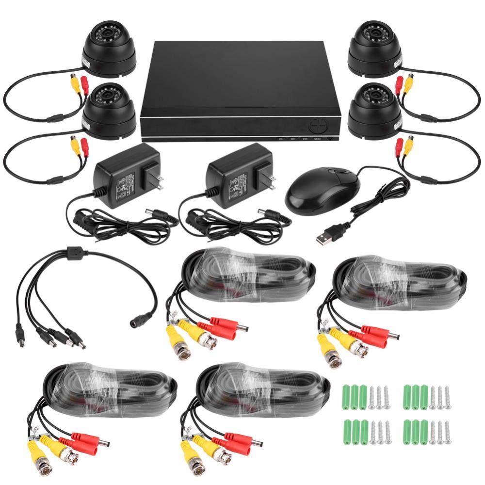 日本最級 FTVOGUE CCTVキット HD 720P 1080N AHD DVR DVR NVRビデオ監視 CCTVキット NVRビデオ監視 防犯カメラキット ビデオ監視セキュリティカメラ(01) B07JPBG7PK, ガマゴオリシ:5a769562 --- staging.aidandore.com