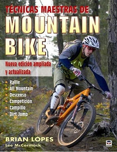 Técnicas maestras de mountain bike: Amazon.es: Lopes, Brian: Libros