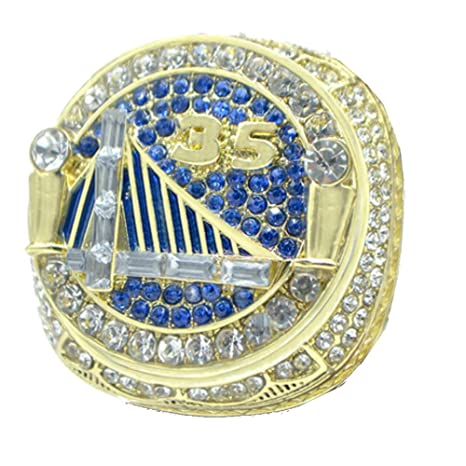 Amazon.com   2017 2018 Golden State Warriors Replica Championship ... 8e33870a48