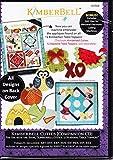 Kimberbell Cuties Companion CD Machine Embroidery KD508 Patterns