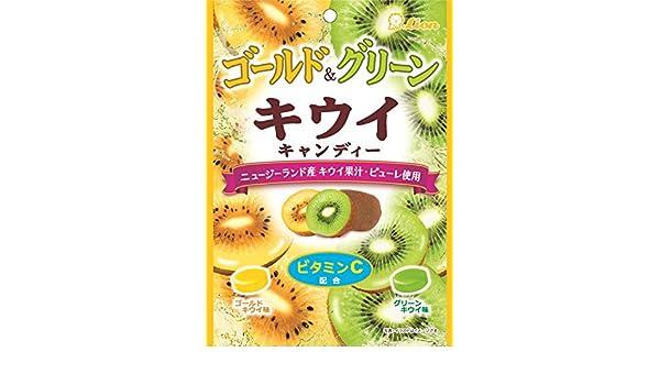 Leoen de confiteria oro y verde del kiwi bolsas de dulces 72gX6: Amazon.es: Alimentación y bebidas