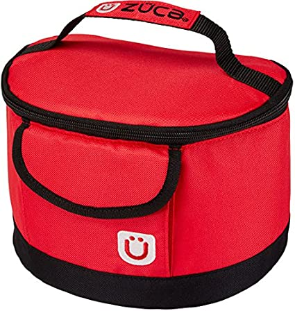d8b8dd4a4414 Amazon.com   Zuca Hello Kitty Good Sport Insert Bag   Red Frame w Lunchbox  and Seat Cushion   Sports   Outdoors