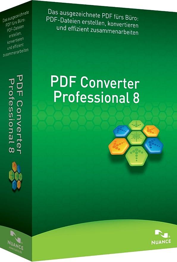 PDF Converter Professional, Version 8.0: Amazon.de: Software
