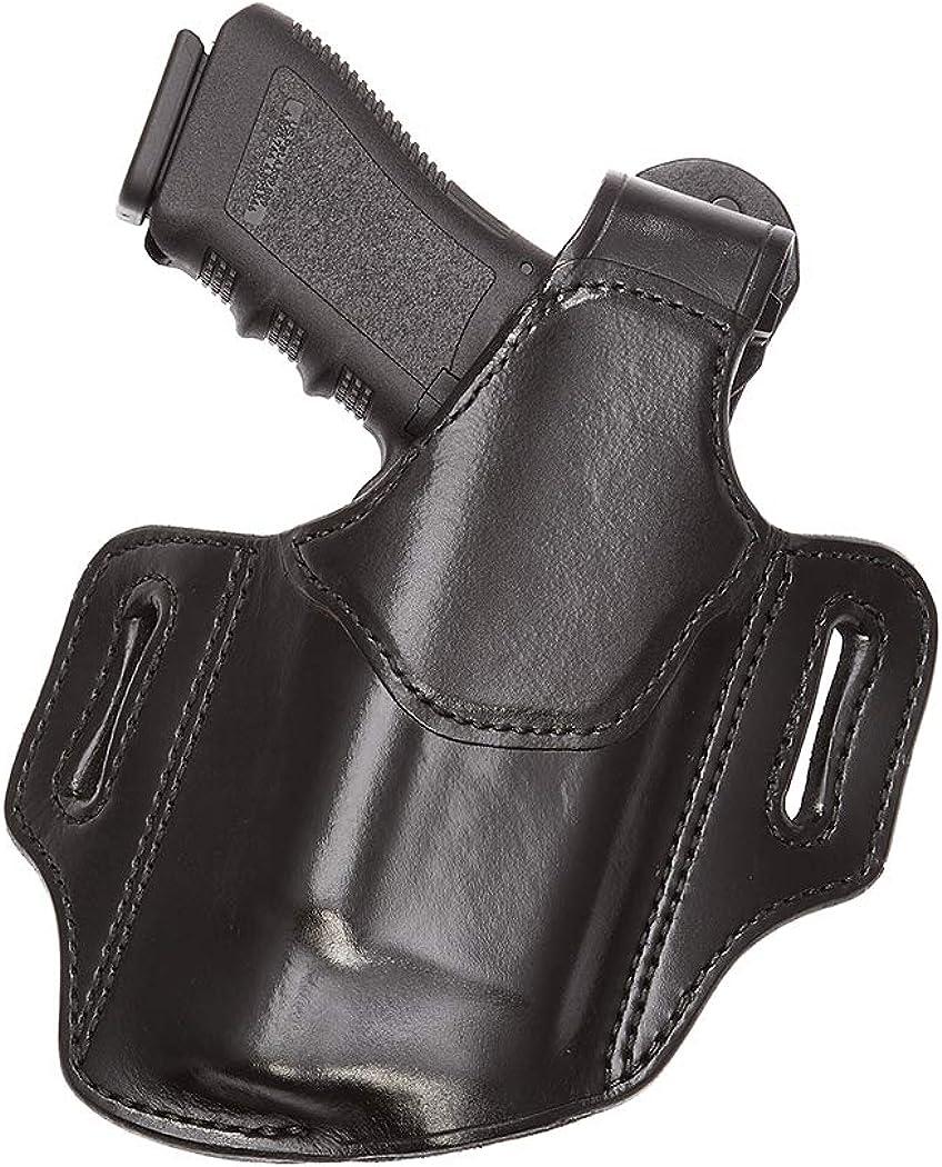 Right GLOCK 26 /& 27 Details about  /Aker Leather Model 157 Comfort-Flex RH Pro Ankle Holster