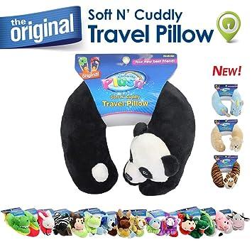 Amazon.com: Cloudz Almohadas de peluche para animales, Panda ...