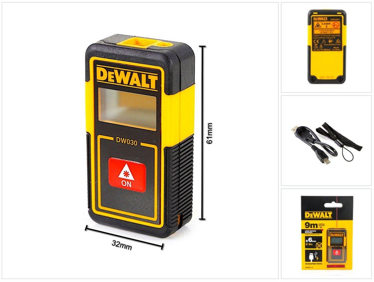DeWalt DW030PL-XJ Rangefinder, One Size