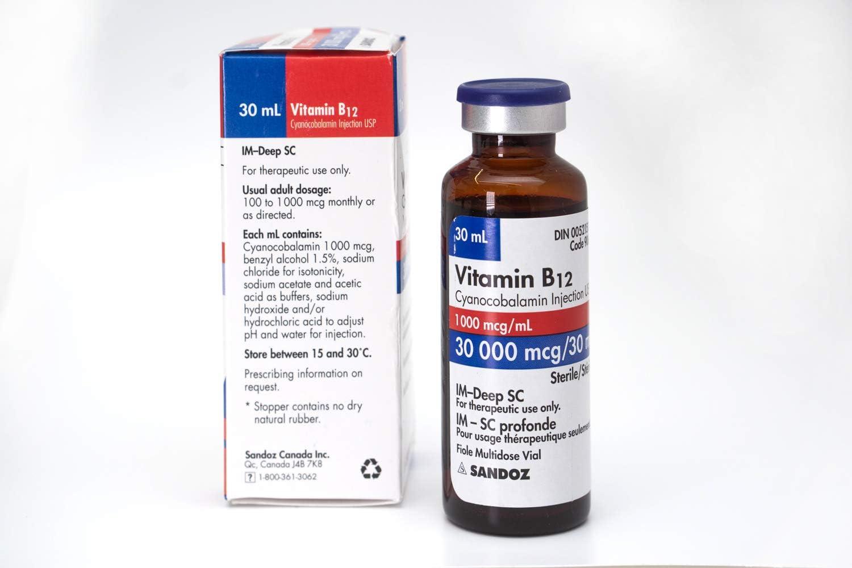 Vitamin B12 30ml 30 000 Mcg Sandoz Amazon Ca Baby