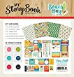 Carta Bella Paper Company CBBD54039 Beach Day Pocket Page Card Making Kits
