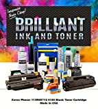 Brilliant 113R00712-BRL Xerox Black Toner Cartridge 19K Yield