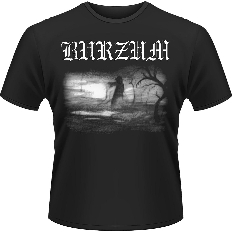 Burzum - Camiseta - Manga corta - Hombre