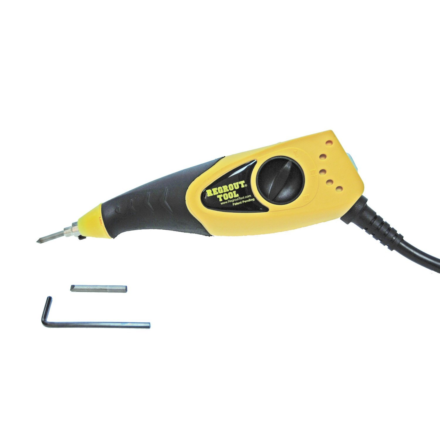Regrout Tool - Electric Grout Remover