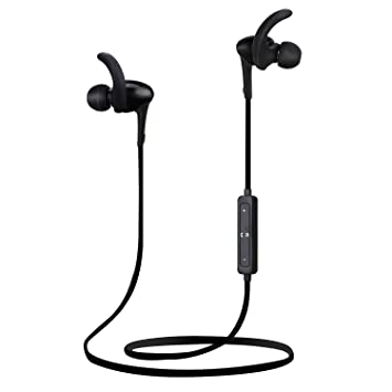 Buy Bluetooth Headphones Gaosa Multipoint 4 1 Wireless Sport In Ear Noise Cancelling Earbuds Sweatproof Headset For Running Gym Work Out With Microphone For Iphone 6s Plus Online At Low Prices In India