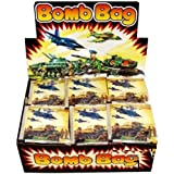 OBI Bomb Bags 72pc with Display Box - Exploding Bag Prank Novelty Gag Gift Party Favors