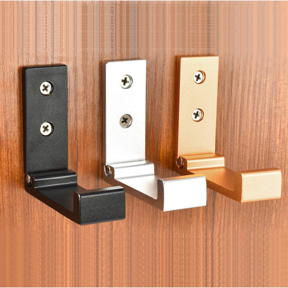 Amazon.com: 4 ganchos plegables para colgar en la pared ...