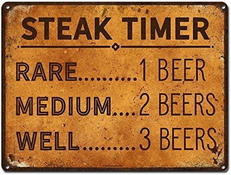 Steak Timer Brewery Boyfriends RK3018_9x12 product image