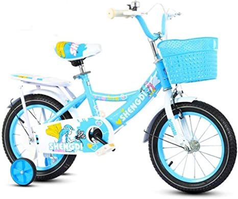 K-G Bicicleta Infantil Princesa De La Muchacha De Bicicletas Niños ...
