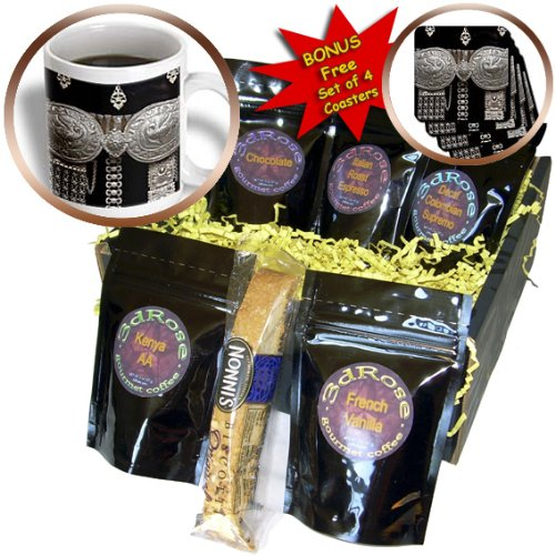 cgb_81098_1 Danita Delimont - Traditional Clothing - Bulgaria, Silver belt, traditional clothing - EU05 CMI0103 - Cindy Miller Hopkins - Coffee Gift Baskets - Coffee Gift Basket