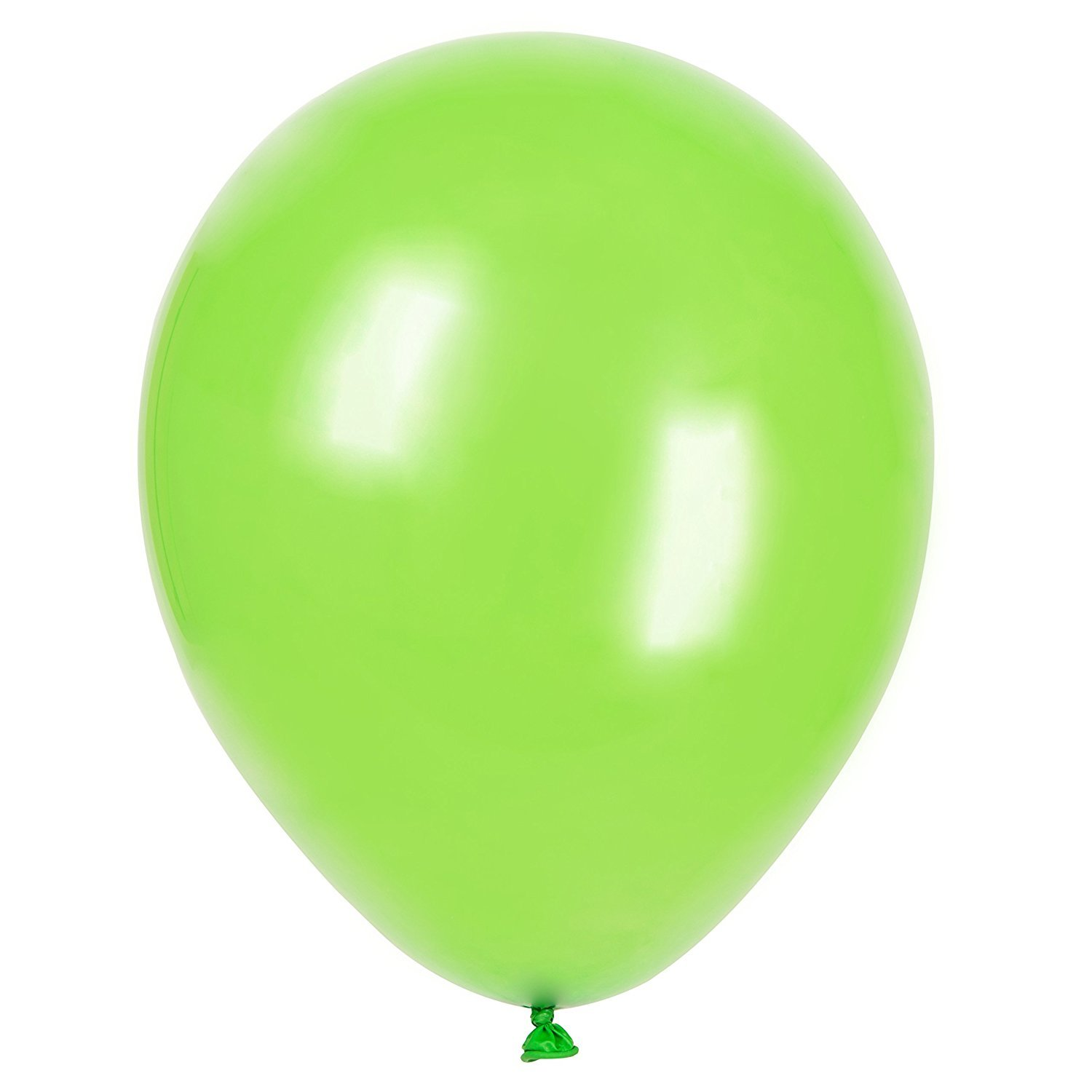 2,000 LIME 12'' Party Balloons BULK WHOLESALE LOT by Chachlili