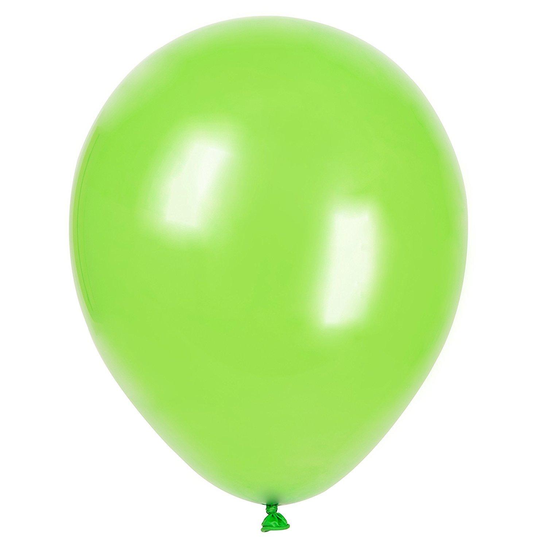 2,000 LIME 12'' Party Balloons BULK WHOLESALE LOT