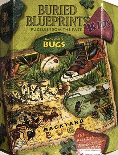 (Puzzle Backyard Bugs)
