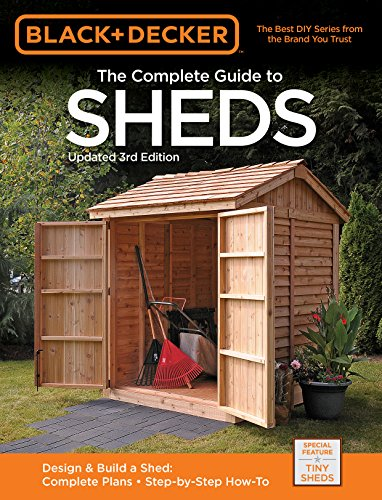 building a shed plans - 1