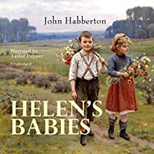 Helen's Babies Audiobook by John Habberton Narrated by Taylor Pepper