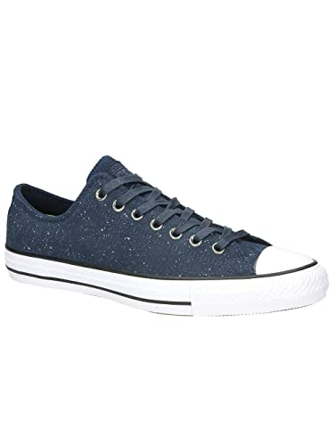 ddb5cd60da5f Converse Chuck Taylor All Star Pro Peppered Suede Ox  Obsidian White Obsidian Men s Skate