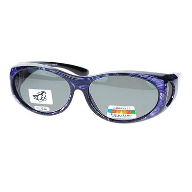 Amazon.com: anteojos de sol polarizadas Colocar Sobre para ...