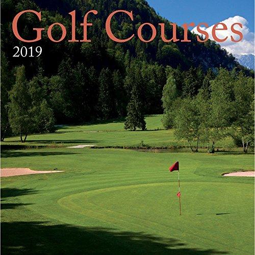 Turner Photo Golf Courses 2019 Mini Wall Calendar (199989500050 Office Wall Calendar (19998950005) ()