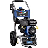 Westinghouse Outdoor Power Equipment WPX2700 Gas Powered Pressure Washer 2700 PSI and 2.3 GPM, Soap Tank and Four Nozzle Set,
