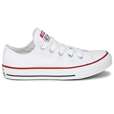 ddd7dc09c1caa Converse All Star Ox Basse Nouvelle Collection Blanche - 37