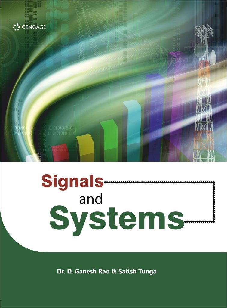 Signals And Systems By Ganesh Rao Pdf