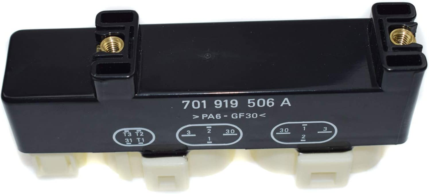 NEW Engine Cooling Fan Control Switch Relay Module 701919506A Fit ...